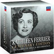 キャスリーン・フェリアー生誕100周年記念ボックス(14CD+DVD)