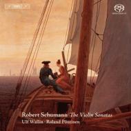 ヴァイオリン・ソナタ第1番、第2番、第3番 ヴァリーン、ペンティネン