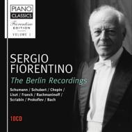 セルジオ・フィオレンティーノ・ザ・ベルリン・レコーディングス(10CD)