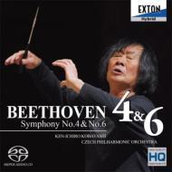 交響曲第6番『田園』、第4番 小林研一郎&チェコ・フィル