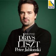 ヤブロンスキー・プレイズ・リスト〜ハンガリー狂詩曲第15番『ラコッツィ行進曲』、イゾルデの愛の死、バラード第2番、他