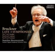 交響曲第7番、第8番、第9番 スクロヴァチェフスキ&読売日本交響楽団(3CD)