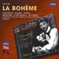 『ボエーム』全曲 シャイー&スカラ座、ゲオルギュー、アラーニャ、キーンリーサイド、他(1998 ステレオ)(2CD)