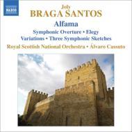 組曲『アルファーマ』、交響的序曲第3番、管弦楽のための変奏曲、他 カッスート&スコティッシュ・ナショナル管