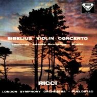 ヴァイオリン協奏曲、他:ルッジェーロ・リッチ(ヴァイオリン)、エイフィン・フィエルスター指揮&ロンドン交響楽団 (180グラム重量盤レコード/Speakers Corner)