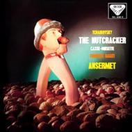 「くるみ割り人形」全曲:エルネスト・アンセルメ指揮&スイス・ロマンド管弦楽団 (2枚組/180グラム重量盤レコード/Speakers Corner)