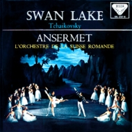 「白鳥の湖」全曲:エルネスト・アンセルメ指揮&スイス・ロマンド管弦楽団 (2枚組/180グラム重量盤レコード/Speakers Corner)