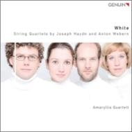 Haydn String Quartets Nos.48, 74, Webern 5 Movements : Amaryllis Quartet