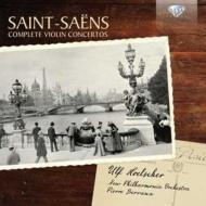 ヴァイオリン協奏曲全集、ハバネラ、序奏とロンド・カプリチオーソ、他 ヘルシャー、デルヴォー&ニュー・フィルハーモニア管(2CD)