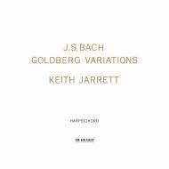Goldberg Variations : Keith Jarrett(Cemb)