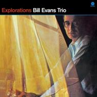 Explorations (180グラム重量盤レコード/waxtime)