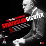 スヴィヤトスラフ・リヒテル テルデック録音集(3CD)