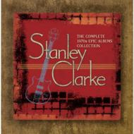Stanley Clarke/Complete 1970s Epic Albums Collection (Ltd)(Box)