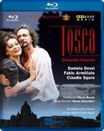 『トスカ』全曲 ジアッキエーリ演出、ボエーミ&カルロ・フェリーチェ劇場、デッシー、アルミリアート、スグーラ、他(2010 ステレオ)(日本語字幕付)