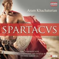 『スパルタクス』全曲 M.ユロフスキー&ベルリン・ドイツ交響楽団(2CD)