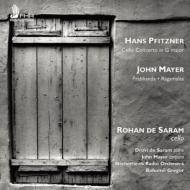 プフィッツナー:チェロ協奏曲第1番、J.マイヤー:『プラチャンダ』、『ラーガマーラ』 デ・サラム、グレゴル&オランダ放送管、他