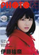 フォトカードマガジン PHOTORE[フォトレ] Vol.6 伊藤祐奈