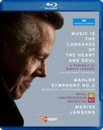 交響曲第2番『復活』 ヤンソンス&コンセルトへボウ管弦楽団、フィンク、メルベート(+ドキュメンタリー)