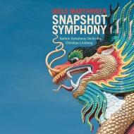 スナップショット交響曲、3本のトロンボーンの協奏曲『こうもりの影に』、他 クリティアン・リンドベルイ&オーフス交響楽団、ビョークマン、リーイェン、シュルス