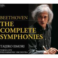 交響曲全集(マルケヴィチ版) 飯守泰次郎&東京シティ・フィル(2010−11)(5CD)