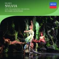 ドリーブ:『シルヴィア』全曲、マスネ:『ル・シッド』〜バレエ音楽 ボニング&ニュー・フィルハーモニア管、ナショナル・フィル(2CD)