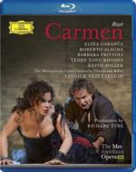 『カルメン』全曲 エア演出、ガランチャ、アラーニャ、ネゼ=セガン&メトロポリタン歌劇場(2010 ステレオ)