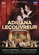 『アドリアーナ・ルクヴルール』全曲 マクヴィカー演出、エルダー&コヴェント・ガーデン王立歌劇場、ゲオルギュー、カウフマン、他(2010 ステレオ)(2DVD)