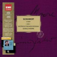 歌曲集 フィッシャー=ディースカウ、ムーア、エンゲル(4SACD限定盤)