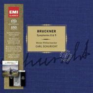 交響曲第8番、第9番 シューリヒト&ウィーン・フィル(2SACD限定盤)
