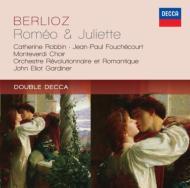 『ロメオとジュリエット』全曲 ガーディナー&オルケストル・レヴォリューショネル・エ・ロマンティーク(2CD)