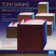 Tony Banks/Six Pieces For Orchestra: Englishby / City Of Prague Philharmonic