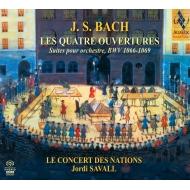 管弦楽組曲全曲 サヴァール&ル・コンセール・デ・ナシオン(2SACD)