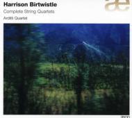 9 Movements, Quartett Tree Of String: Arditti Q