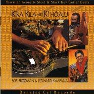 ハワイアン スラック キー ギター マスターズ シリーズ6 キカ キラ ミーツ キーホーアル ・魅惑のハワイアン ブルース・