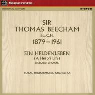 英雄の生涯 トマス・ビーチャム&ロイヤル・フィル (180グラム重量盤レコード/Hi-Q Records Supercuts)