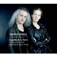 Vinum Et Musica-songs & Dances From Nurnberg: Visse(Ct)Bauml / Capella De La Torre