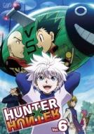 Hunter*hunter Vol.6