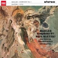 交響曲第1番『巨人』 クレツキ&ウィーン・フィル(限定盤)