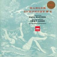 交響曲第4番 クレツキ&フィルハーモニア管弦楽団、ローゼ(限定盤)