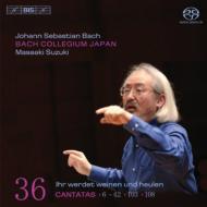 Cantata.6, 42, 103, 108: Suzuki 鈴木雅明 / Bach Collegium Japan 36