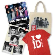 Up All Night -The Live Tour (+t-shirt)(+tote Bag)(+programme)