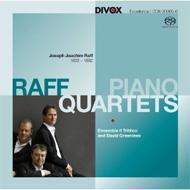 Piano Quartets: Ensemble Il Trittico Greenlees(Va)