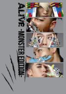 ALIVE -MONSTER EDITION-(CD+DVD)