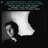 ピアノを伴う室内楽作品全集 ル・サージュ、ニコリッチ、ルルー、メイエ、ブラレイ、他(7CD)