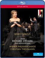 アルプス交響曲、歌曲とアリア ティーレマン&ウィーン・フィル、フレミング(2011)