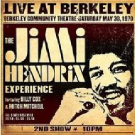 Live At Berkeley - may 30, 1970 -2nd Show, 10pm