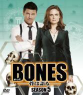 BONES-骨は語る-シーズン5 SEASONS コンパクト・ボックス