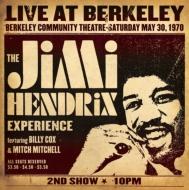 Live At Berkeley (2枚組アナログレコード)