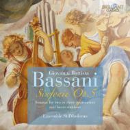 交響曲(2声、3声の楽器と通奏低音のためのソナタ)作品5全曲 アンサンブル・スティルモデルノ(2CD)