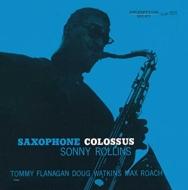 Saxophone Colossus (180グラム重量盤レコード/waxtime)